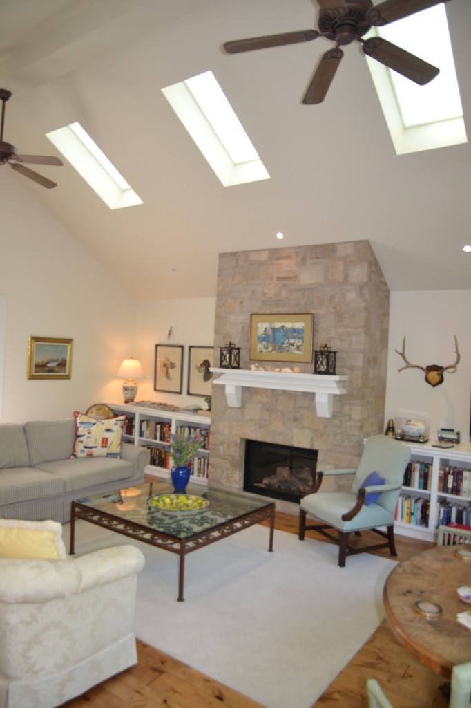 Garage Converted into Family Room   Olde Towne Building ...