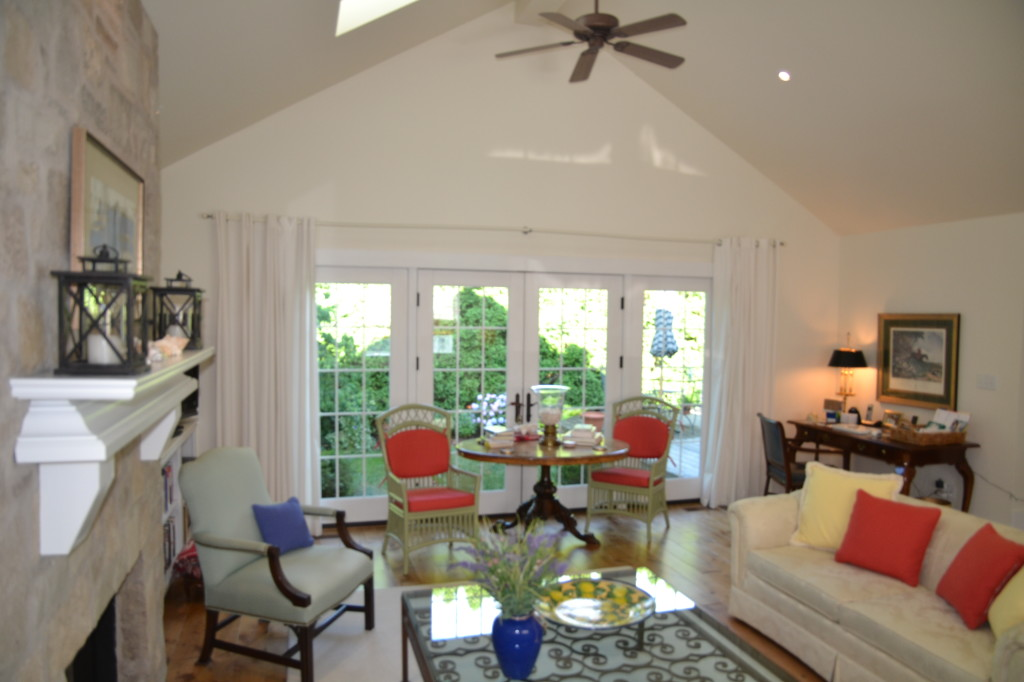 Garage Converted Into Family Room Olde Towne Building